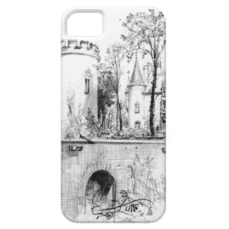 Chateau a Liège 1847 iPhone SE/5/5s Case