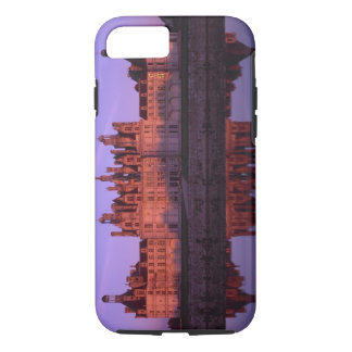 Chateau Chambord at sunset, Loire Valley, France iPhone 8/7 Case
