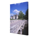 Chateau Chambord, Loire Valley, France Stretched Canvas Prints