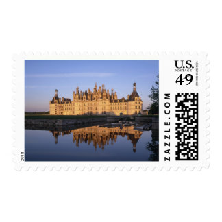 Chateau Chambord, Loire Valley, France Postage Stamp