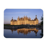 Chateau Chambord, Loire Valley, France Rectangular Magnet