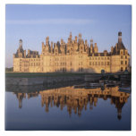 Chateau Chambord, Loire Valley, France Tile