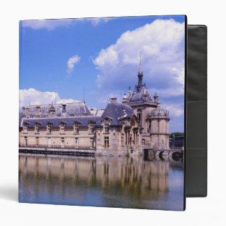 Chateau Chantilly, Oise, France Binder