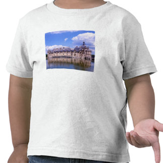 Chateau Chantilly, Oise, France Tee Shirts