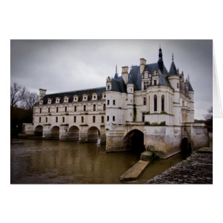 Chateau Chenonceau Greeting Cards