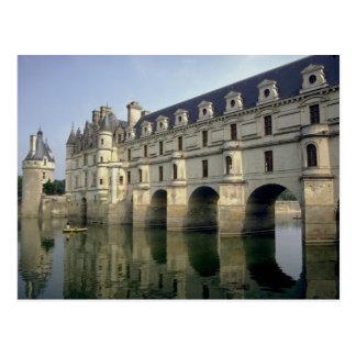 Chateau, Chenonceau, Indre/Loir, France Postcards
