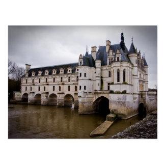 Chateau Chenonceau Postcard