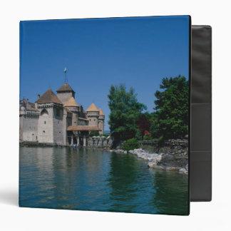 Chateau Chillon, Lake Geneva, Vaud Canton, Binder