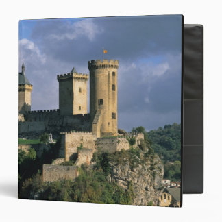 Chateau Comtal Chateau of the Counts of 3 Ring Binder