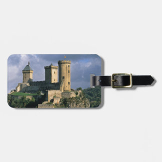 Chateau Comtal Chateau of the Counts of Bag Tag