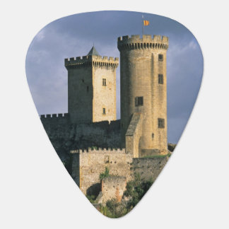 Chateau Comtal Chateau of the Counts of Guitar Pick