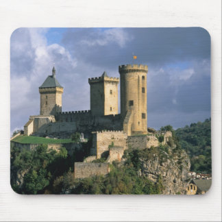 Chateau Comtal Chateau of the Counts of Mouse Pad