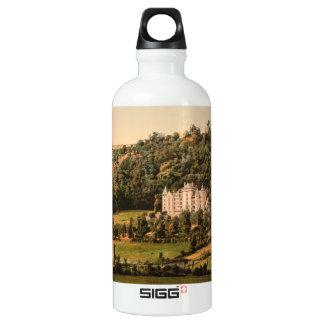 Château d'Anteroches, Auvergne, France Aluminum Water Bottle