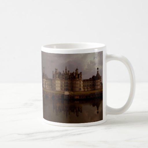 Château de Chambord (Chambord Castle) Classic White Coffee Mug
