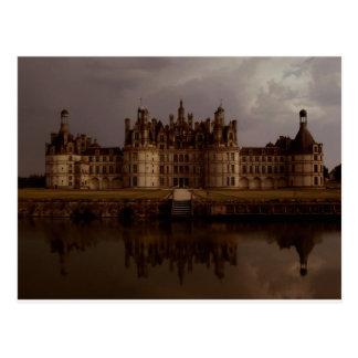 Château de Chambord (Chambord Castle) Postcard