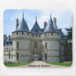 Château de Chaumont sur Loire Mouse Pad