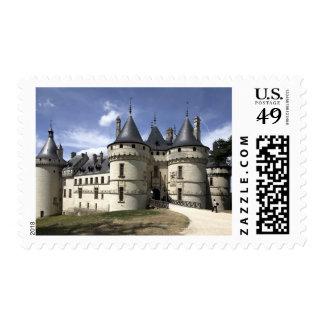 Chateau de Chaumont-Sur-Loire. Postage
