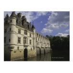 Chateau de Chenonceau en Francia Postal