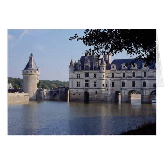 Chateau De Chenonceau, France Card