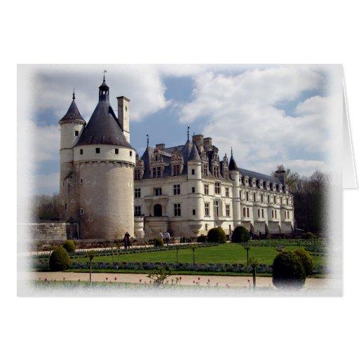 Château de Chenonceau Greeting Card