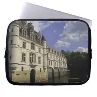 Chateau de Chenonceau in France Computer Sleeve
