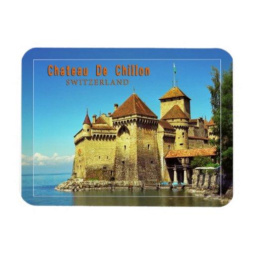 Château de Chillon Flexible Magnet
