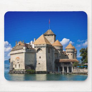 Chateau de Chillon Mouse Pad