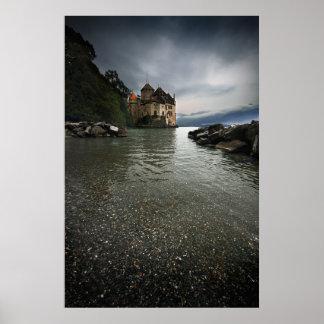 Chateau de Chillon Impresiones