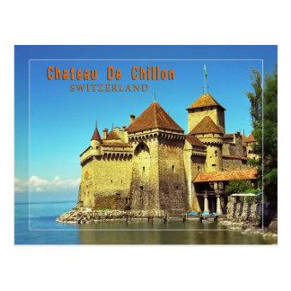Château de Chillon Postcard