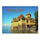 Château de Chillon Tarjetas Postales