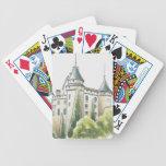 Chateau de Mercues, France Deck Of Cards