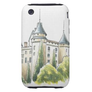 Chateau de Mercues, France iPhone 3 Tough Case