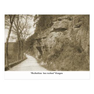 Chateau de Pouchey Rolles Montpezat Postcard