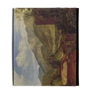 Chateau de St. Michael, Bonneville, Savoy, 1803 (o iPad Folio Covers