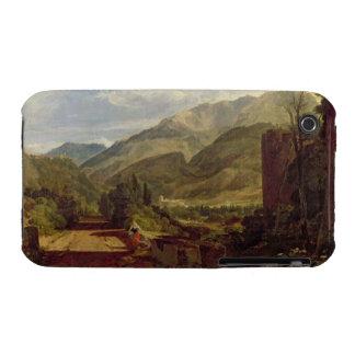 Chateau de St. Michael, Bonneville, Savoy, 1803 (o iPhone 3 Covers