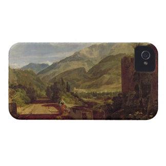 Chateau de St. Michael, Bonneville, Savoy, 1803 (o iPhone 4 Cases