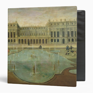 Chateau de Versailles from the Garden Side Binder