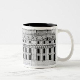 Chateau de Vincennes Two-Tone Coffee Mug
