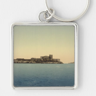 Chateau d'If, Marseilles, France Key Chains