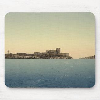 Chateau d'If, Marseilles, France Mouse Pad