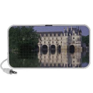 Chateau du Chenonceau el valle del Loira iPod Altavoz