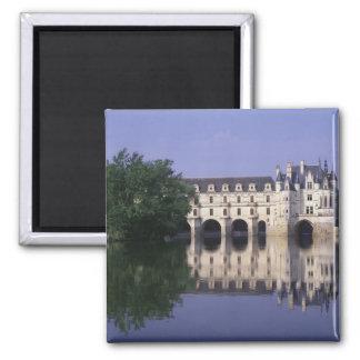 Chateau du Chenonceau el valle del Loira Iman Para Frigorífico