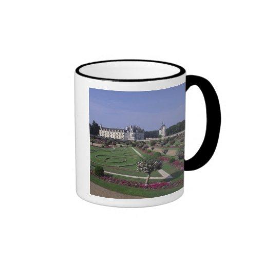 Chateau du Chenonceau, el valle del Loira, Tazas De Café