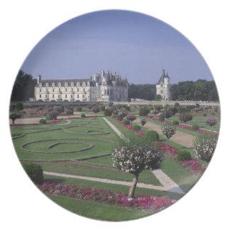 Chateau du Chenonceau, Loire Valley, Dinner Plate