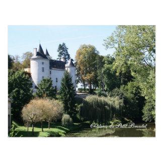 Château du Petit Broutet Postcard
