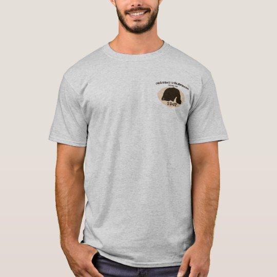 Chateau Elephant Pocket T T-Shirt