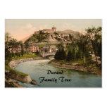 Château Fort de Lourdes, Lourdes, France Large Business Cards (Pack Of 100)