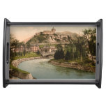 Chateau Fort de Lourdes, Lourdes, France Serving Platter