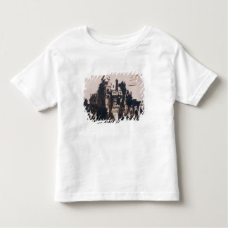 Chateau fortified by two Bridges Toddler T-shirt