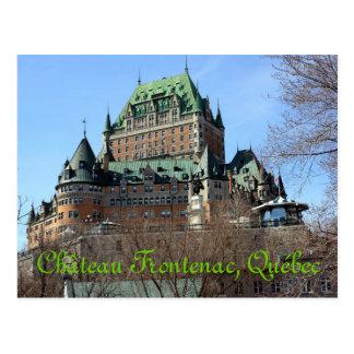 Château Frontenac, Québec, Canadá Tarjetas Postales